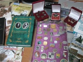 Экспонаты музея ЦИТЧ
