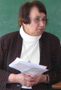 Л.П. Перебайлова
