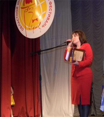 Декан факультета русского языка и литературы поздравляет участников конкурса