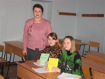 Руководитель спецсеминара со студентами