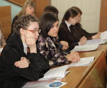 Участники «Чеховских чтений»