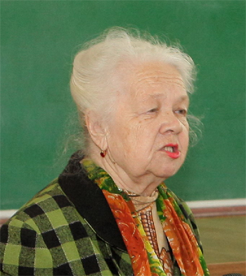 Л.П. Ваганова