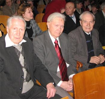 П.В. Чесноков, В.Д. Седегов, В.И. Панюшев