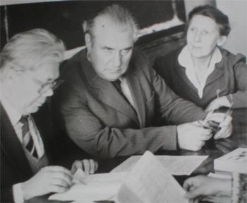 В.Д. Седегов, М.Д. Бочаров, В.П. Коновалова