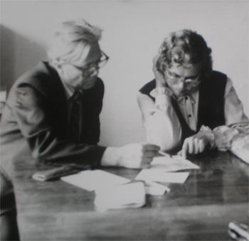 В.Д. Седегов и М.Л. Семанова
