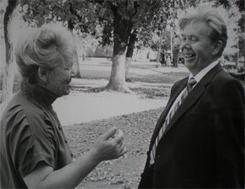 В.Д. Седегов и Л.П. Ваганова
