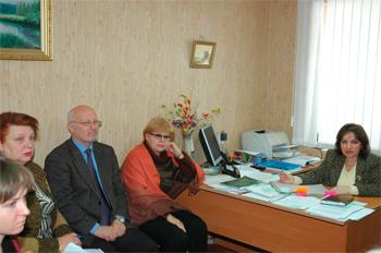 Заседание Координационного совета ЦИТЧ
