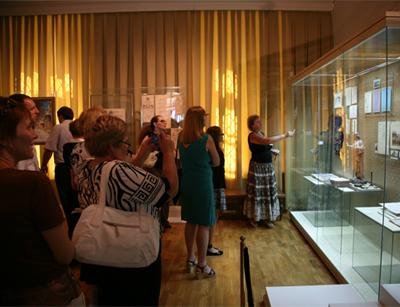 Экскурсия по новой экспозиции Литературного музея А.П. Чехова