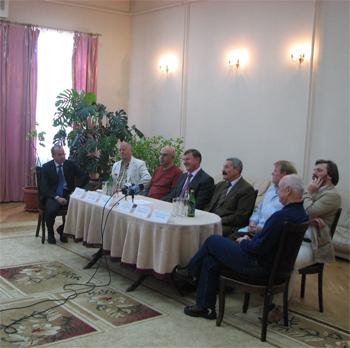 Пресс-конференция, посвященная открытию фестиваля
