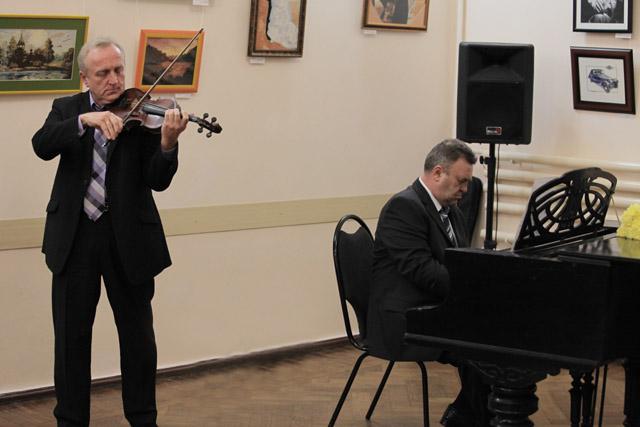 Заседание клуба «Музыкант-педагог»
