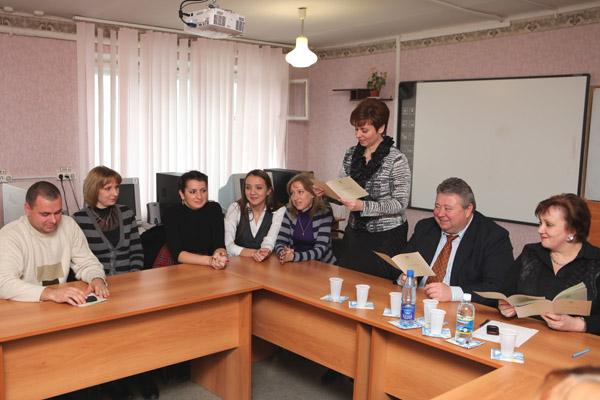 Новости ФПК: завершили работу курсы для учителей информатики