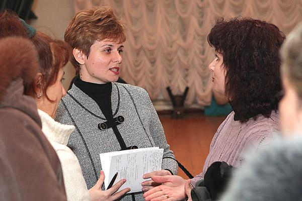Городские родительские собрания