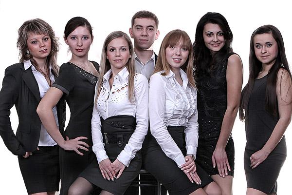 Участники конкурса «Студент года - 2011»