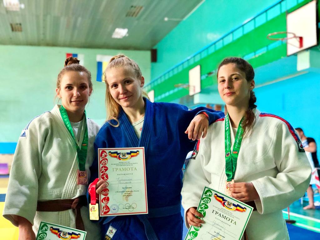 Победа в Чемпионате Ростовской области по дзюдо